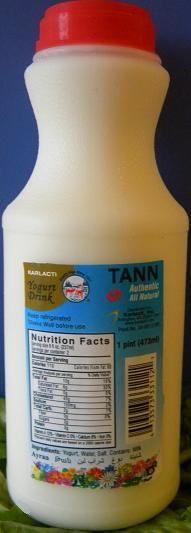 Karlacti Tann Yogurt Drink