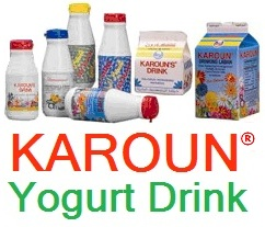 Karoun's Yogurt Drink