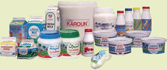 Karoun Dairy Products